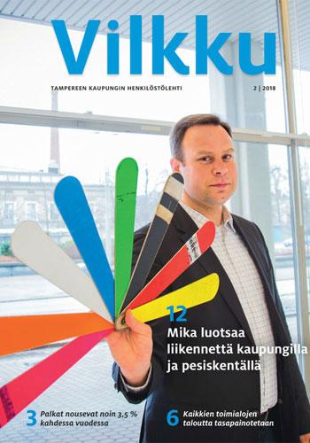 E-magazine Tampere