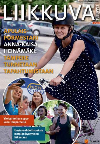 Virtuaalilehdet Tampere